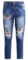 ONLTONNI - Jeans baggy - medium blue denim