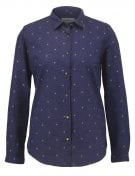 AMATXO - Camicia - gold navy