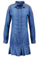 MIMOSA - Vestito di jeans - denim dark blue