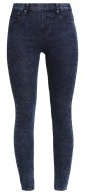 PAOLO - Jeggings - mid blue