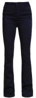 SLIM FLARE FIONA - Jeans a zampa - blue