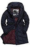 Superdry Glacier Coat, Giacca Donna
