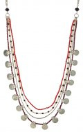 Pieces PCBUMAL Collana silvercoloured