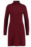 Vestito di maglia - ruby wine