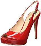 Guess Patent Pu, Scarpe con Tacco Donna