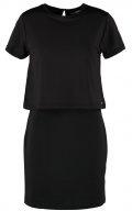 JOY - Vestito di maglina - noir