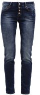 ANDREA - Jeans baggy - dark uptown