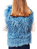 pelliccia di agnello del Tibet gilè da donna (grande scelta dei colori)