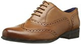 Clarks  Hamble Oak,  Scarpe basse donna, Marrone (Braun (Dark Tan Lea)), 37