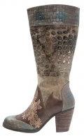 ANGELINA  - Stivali alti - gris