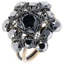 Konplott Anello black antique brass