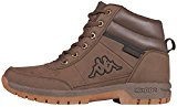 Kappa Bright Mid Light, Stivali Combat Unisex-Adulto, Marrone (5050 Brown), 41 EU
