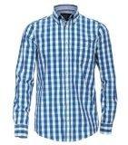Casamoda - Camicia regular fit, manica lunga, uomo, Verde (GrÃ1/4n (GrÃ1/4n)), S