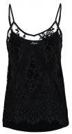 CHARME - Maglia del pigiama - black