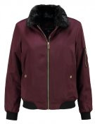 Dorothy Perkins Giubbotto Bomber red