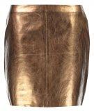 Minigonna - gold
