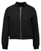 Miss Selfridge Petite Giubbotto Bomber black