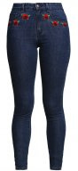FIHELENA - Jeans Skinny Fit - medium blue
