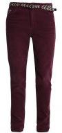 Pantaloni - bordeaux red