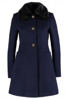 Cappotto corto - navy blue
