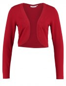 ASTRID - Cardigan - haute red