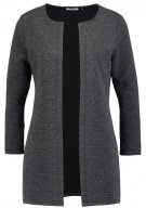 ONLLECO  - Cardigan - dark grey melange