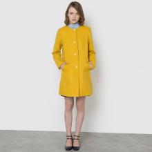 Cappotto lungo 50% lana