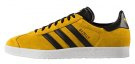 GAZELLE - Sneakers basse - yellow, black