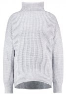 SHAKER - Maglione - heather grey