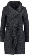 ONLRUNA - Cappotto corto - dark grey melange