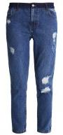 FIFATE - Jeans baggy - medium blue denim