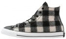 CHUCK TAYLOR ALL STAR WOOLRICH - Sneakers alte - white/black