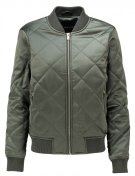 DIAMOND - Giubbotto Bomber - dark khaki