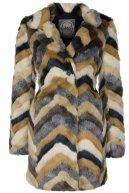 Cappotto corto - zigzag
