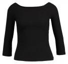VMYENGE - Maglietta a manica lunga - black
