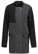 VIVIENA  - Cappotto corto - dark grey melange