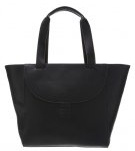 AGBA - Shopping bag - black