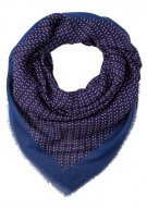 ROCCO  - Foulard - navy/bordeaux/white