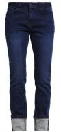 VMTEN - Jeans bootcut - dark blue denim