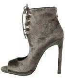 Sandali con i tacchi - khaki