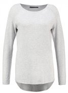 ONLMILA - Maglione - light grey melange