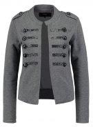 ONLRAY ANETTE - Blazer - dark grey melange