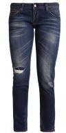 SKINNY ULTRA LOW  - Jeans Skinny Fit - kinky blue
