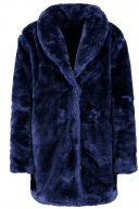 Cappotto corto - deep blue