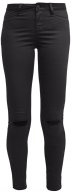 VMFLEX-IT  - Jeans Skinny Fit - black