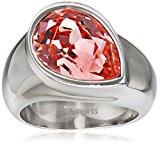 Tamaris anello Amy 100232 in acciaio inox argento rosa