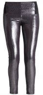 Leggings - silver foil
