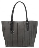 MAIKE - Shopping bag - grey