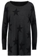 ONLSTARLING - Maglione - dark grey melange