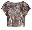 PATIENTA - T-shirt con stampa - bronze